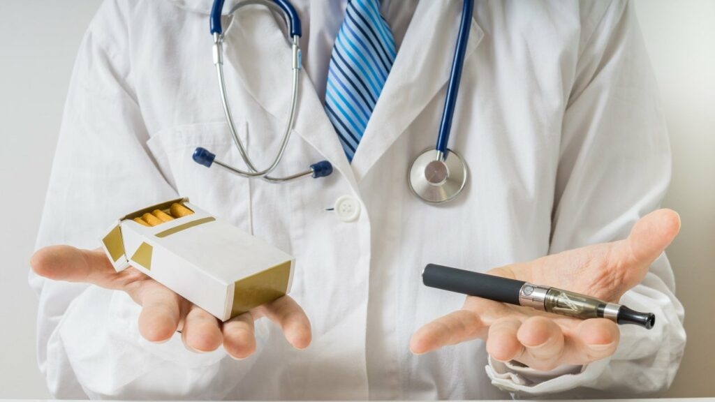 sevrage tabac cigarette électronique santé