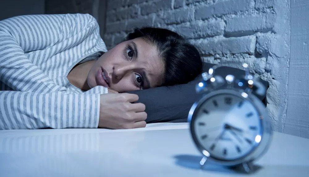 troubles du sommeil sevrage cannabis