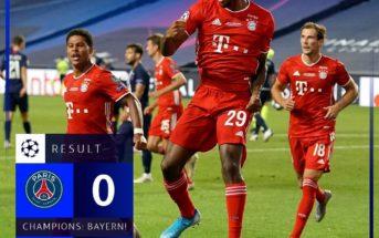 Finale PSG – Bayern Munich : 6 leçons et faits à retenir