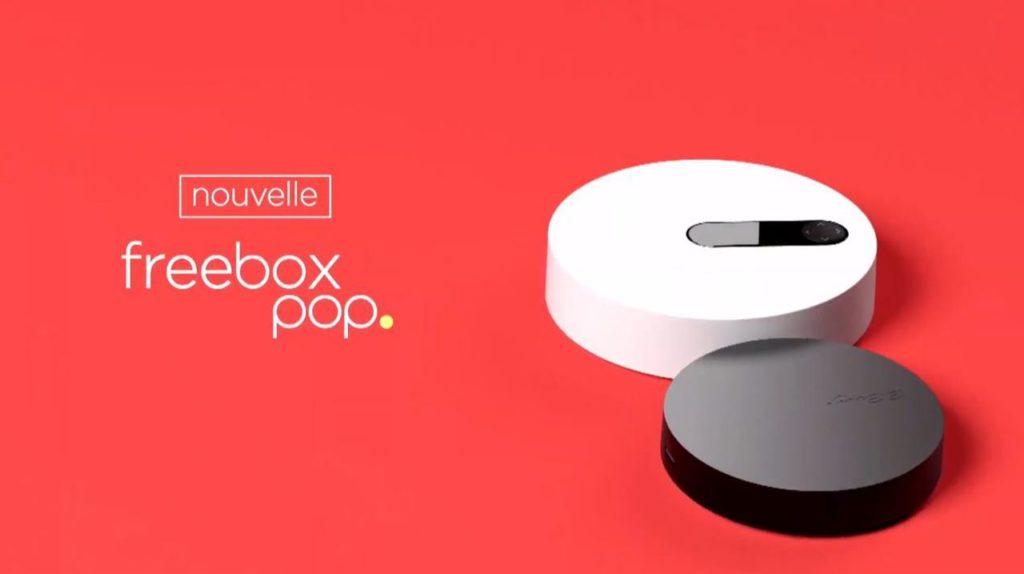 Les nouvelles fonctionnalités de Freebox Pop