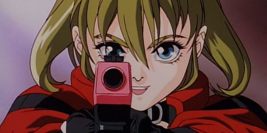 Best cyberpunk anime of All Time