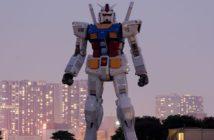 Les premiers pas de Gundam