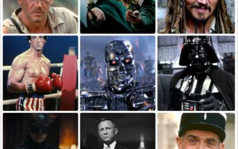 Top 10 des rôles les plus incroyables au cinéma