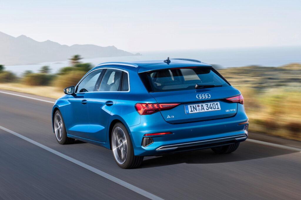 Musique de la pub Nouvelle Audi A3 2020