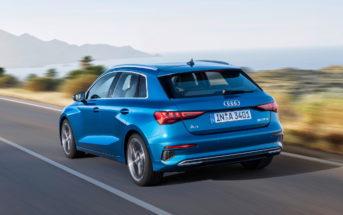 Communication : musique de la pub pour la nouvelle Audi A3 2020