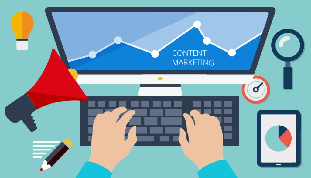 contenu web seo content marketing