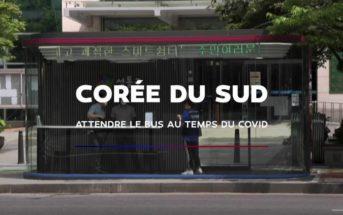 Covid-19 : des abribus anti-Coronavirus voient le jour en Corée du Sud