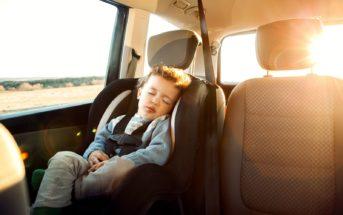 Tesla conçoit une technologie anti oubli d'enfant