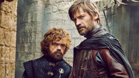 Jaime et Tyrion Lannisters