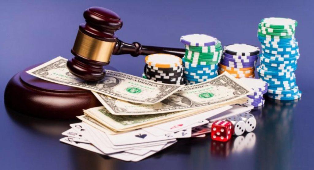 légalité d'un casino en ligne