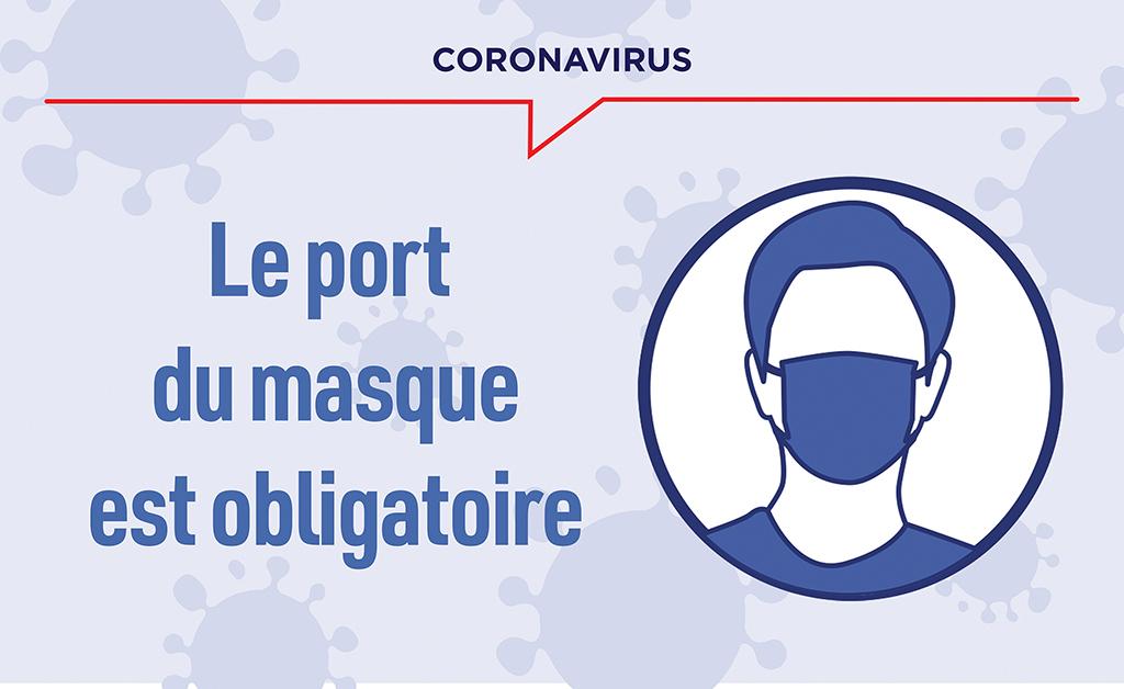 Coronavirus : où doit-on porter un masque en France ?