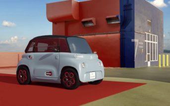 "Musique de la pub Citroën AMI 2020 ""100% ëlectric"""