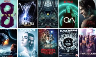 meilleures séries de science-fiction netflix