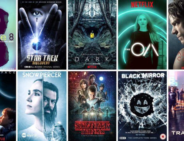 Top 15 des meilleures séries de science-fiction à voir sur Netflix