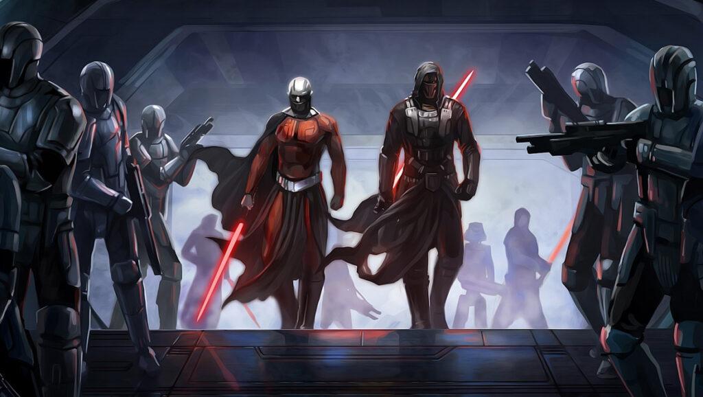 Rédemption des chevaliers du Jedi