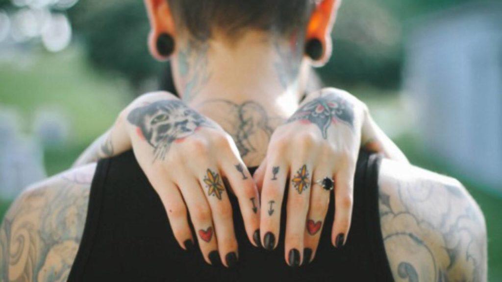 stigmatophilie