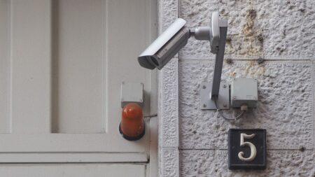 surveiller maison