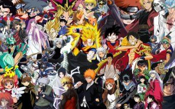 Mangas animés : top 10 des meilleurs dessins animés japonais