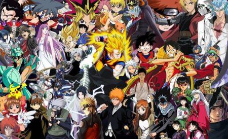 animes japonais