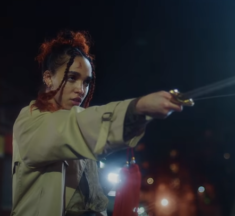 Sad Day : le clip court métrage très science-fiction signé FKA Twigs