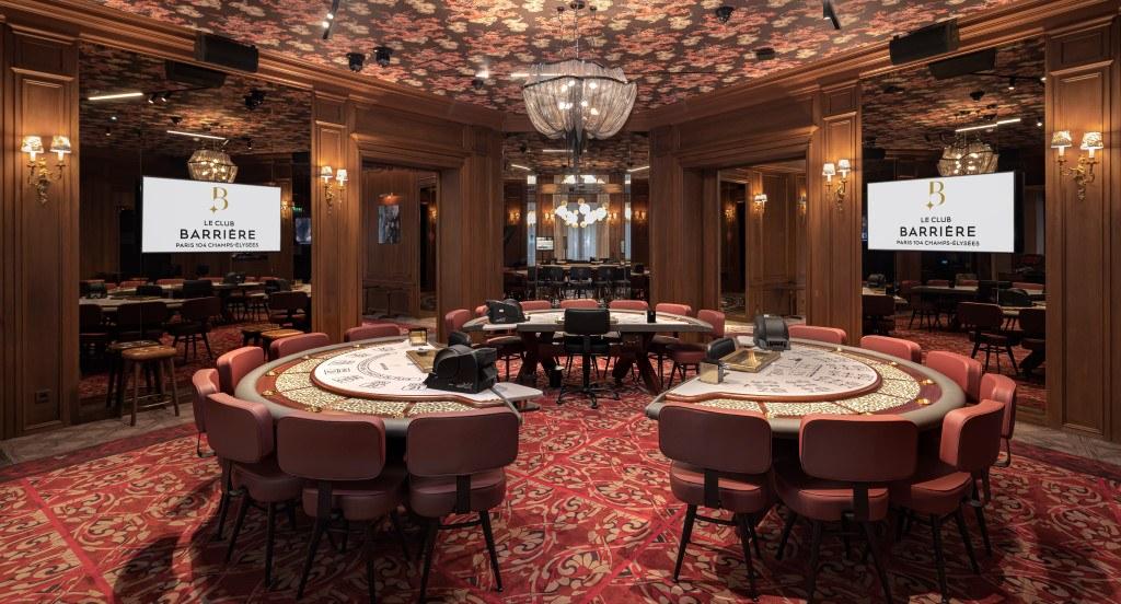 Club Barrière Paris