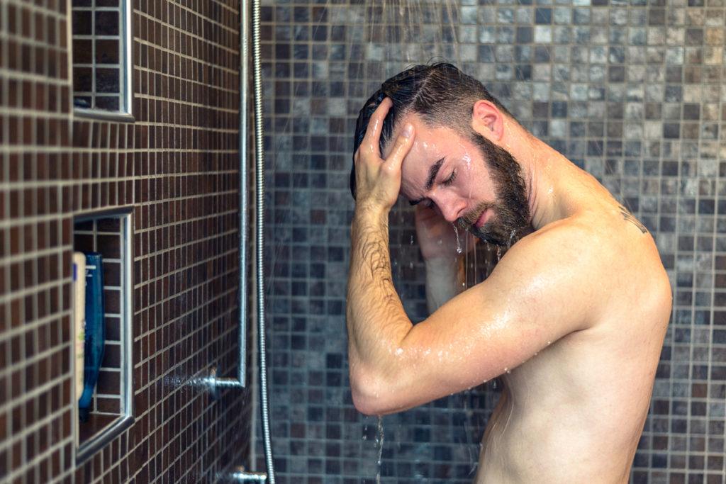 Astuce zéro stress : Profitez de votre douche