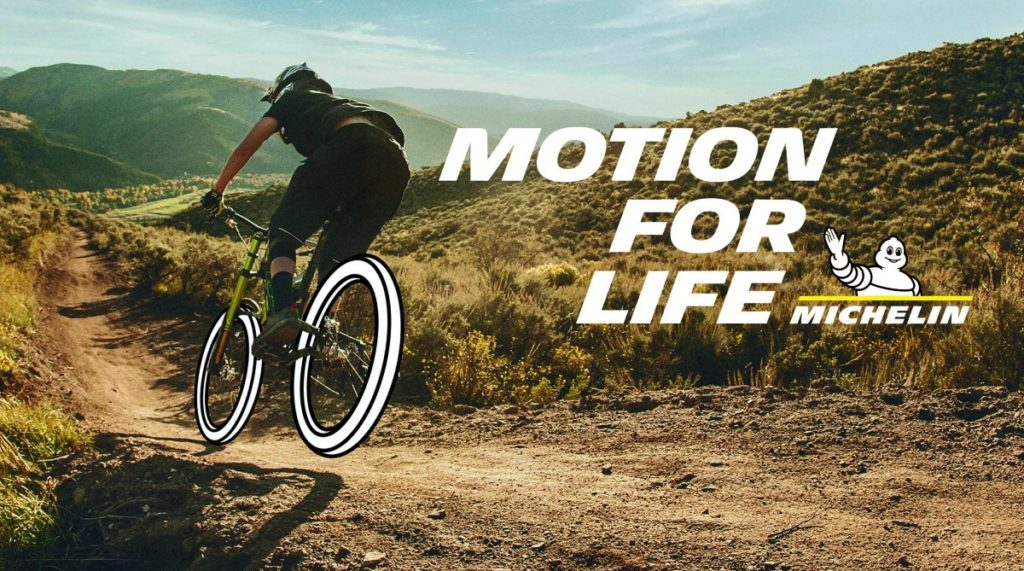 "pub michelin ""motion for life"" : print 01 vtt"