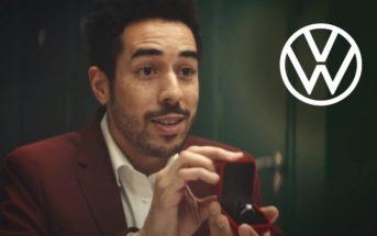 Pub Volkswagen 2020 : c'est toujours une histoire d'amour