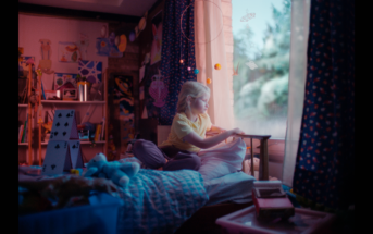 Pub Aigle 2020 : la doudoune rêvée par une petite fille