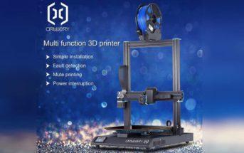 Code promo Artillery Sidewinder-X1 : l'imprimante 3D à 317€ avec envoi depuis la France