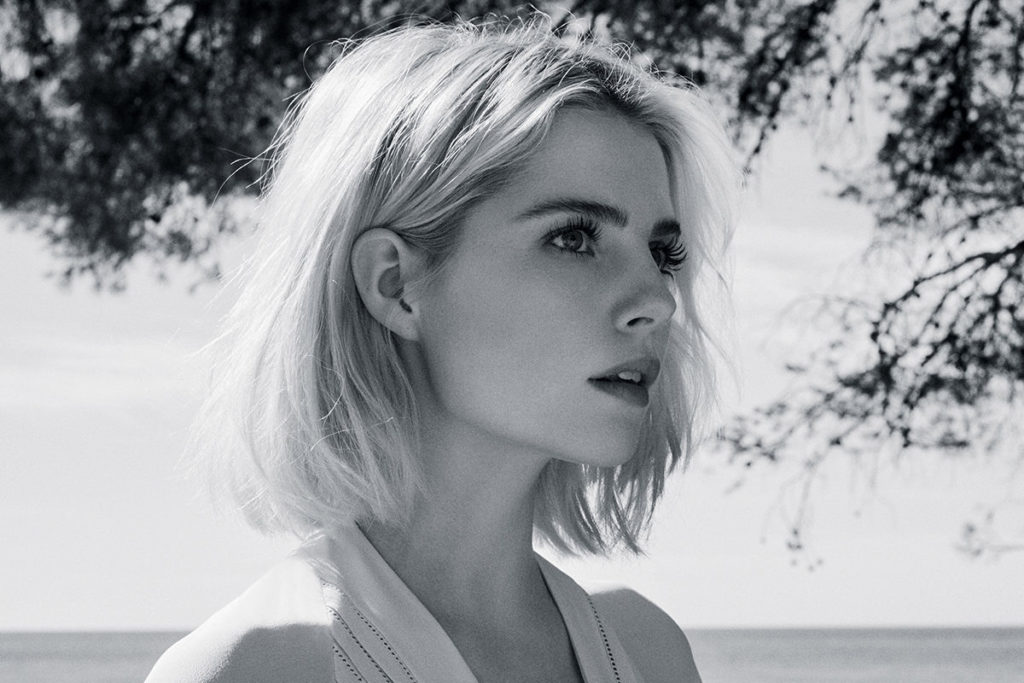 Lucy Boynton, la fille Chloé 2020