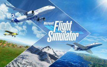 Microsoft Flight Simulator VR : testez le jeu d'avion en réalité virtuelle