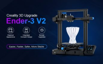 Code promo Creality 3D Ender-3 V2 : l'imprimante 3D à 203€ [Mars 2021]