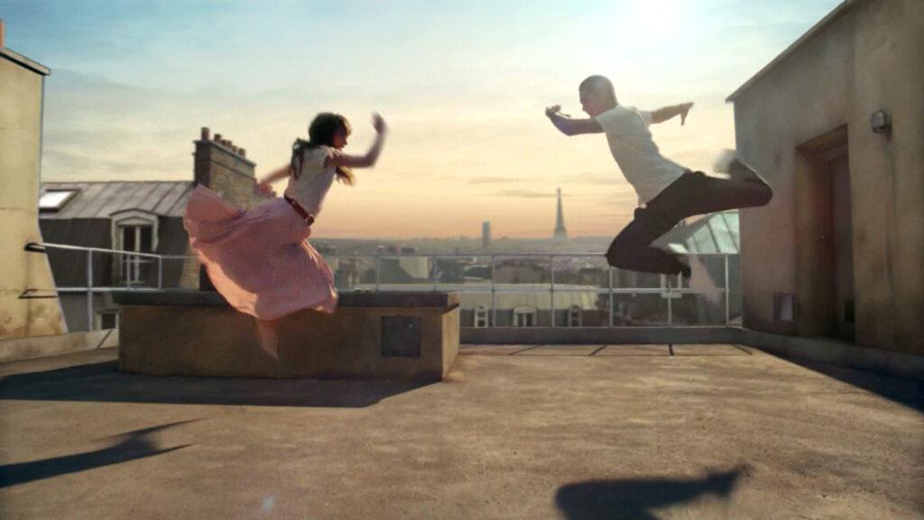 """Musique et danseurs de la pub Carte Noire 2020 """"Intensément vivant"""""""
