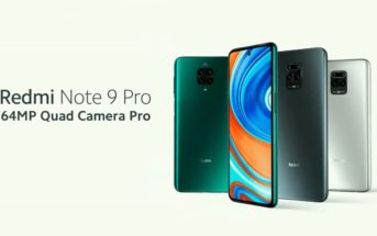 Promo Black Friday : Xiaomi Redmi Note 9 à 132€ et Pro 6+128Go à 179€