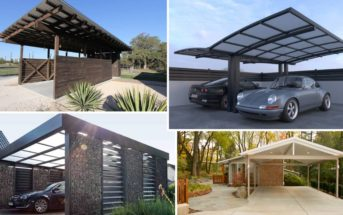 Abri pour voiture : 5 raisons d'installer un carport dans votre jardin