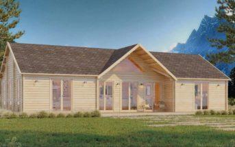 8 raisons de choisir un chalet en bois pour construire votre maison