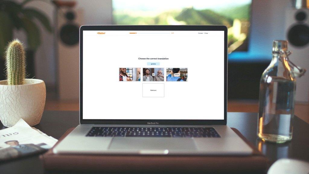 e-learning apprendre une langue en ligne
