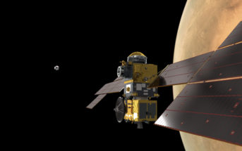 Airbus : un vaisseau spatial pour ramener des échantillons de Mars