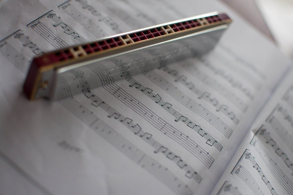 commencer la musique