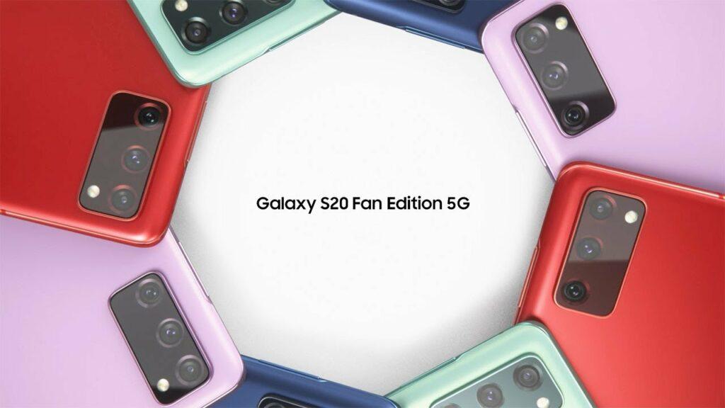 Musique de la pub Samsung Galaxy S20 FE 5G 2020