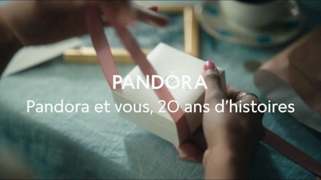 Tu te souviens de l'amour : chanson de la pub Pandora 20 ans d ...