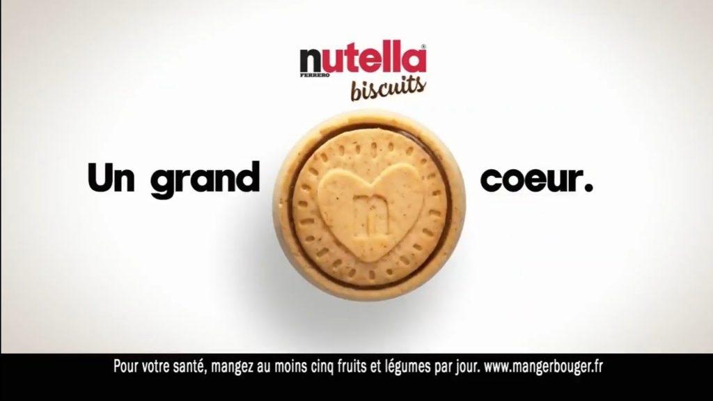 Symphony : musique électro de la pub Nutella biscuits