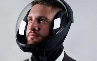 MicroClimate : le casque futuriste qui protège contre le Coronavirus