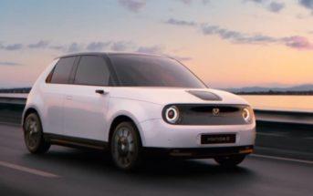Musique de la pub Honda e 2020 : ce n'est pas un prototype