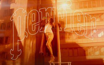 Perrier se la joue Western moderne dans sa nouvelle pub 2020