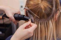rajout de cheveux : pose d'extensions capillaires
