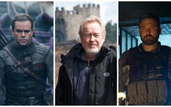 The Last duel : un film de  Ridley Scott sur Napoléon pour 2021