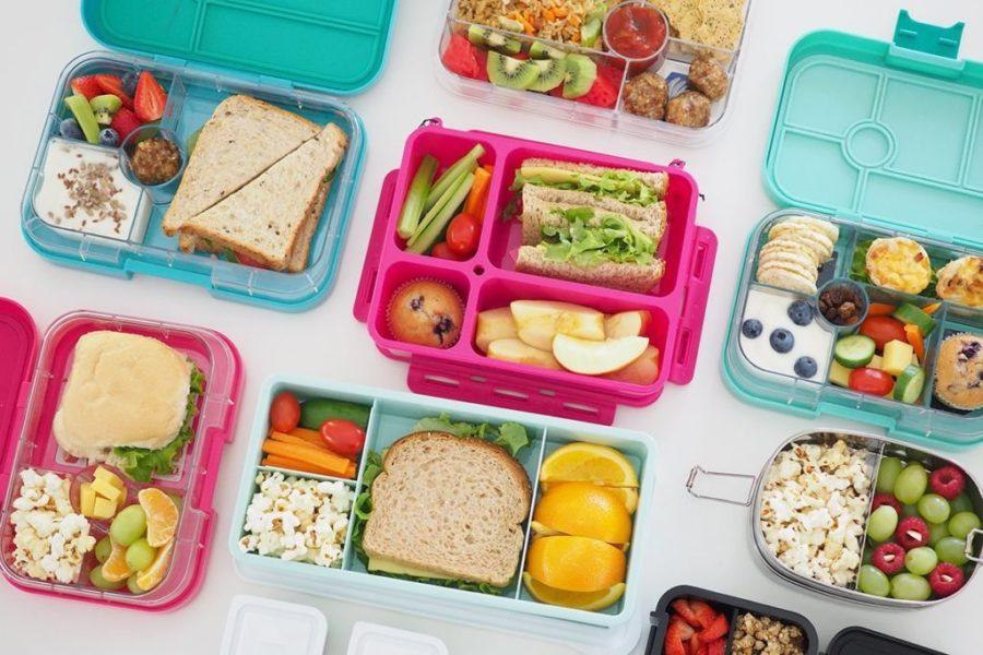 Idées recettes pour une lunchbox bien remplie
