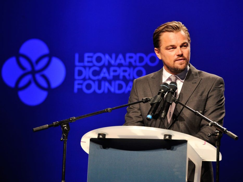 Leonardo DiCaprio environnement